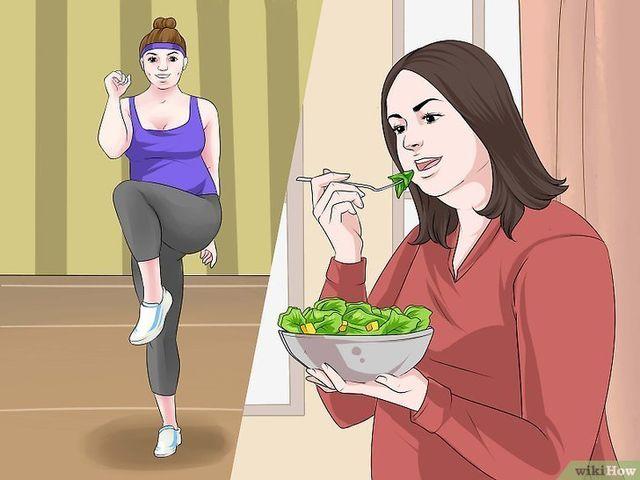 Como adelgazar y bajar de peso wikihow